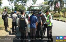 Antisipasi Aksi 22 Mei, Polres Cirebon Razia di Tiga Jalur - JPNN.com