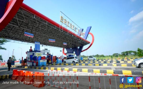 Terapkan One Way di Tol Trans-Jawa, Menhub Pastikan Arus Mudik 2019 Lancar - JPNN.com