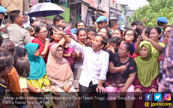 Pak Prabowo Tolong Simak Pesan dari Jokowi Ini - JPNN.com