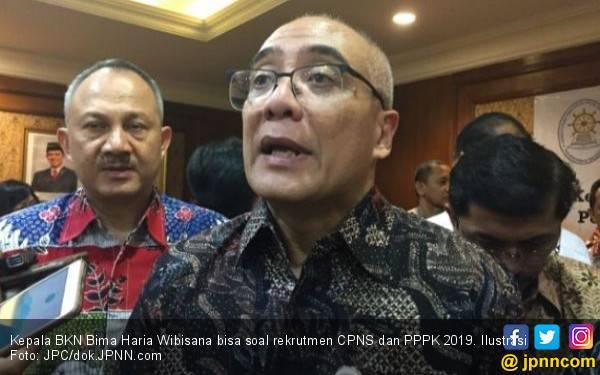 Rekrutmen CPNS dan PPPK 2019, Beda Kuota Pusat dan Daerah - JPNN.com