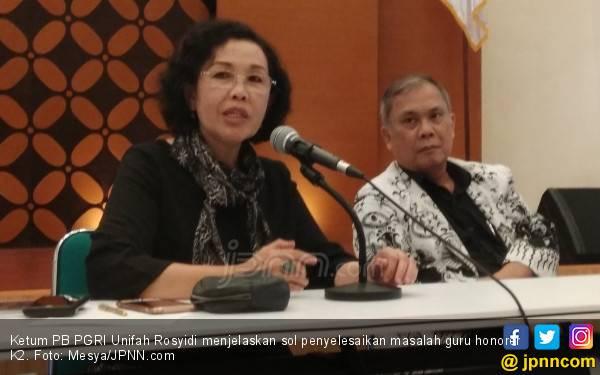 Rekrutmen PPPK Tahap II: Guru Honorer Nonkategori, Harap Sabar ya - JPNN.com