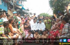 Pidato Kemenangan, Jokowi: Pembangunan Harus Adil dan Merata - JPNN.com