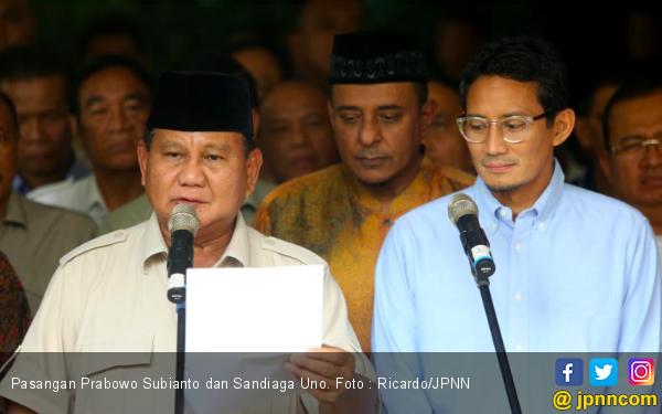 Pak Prabowo Minta Massa Aksi 22 Mei Beristirahat - JPNN.com