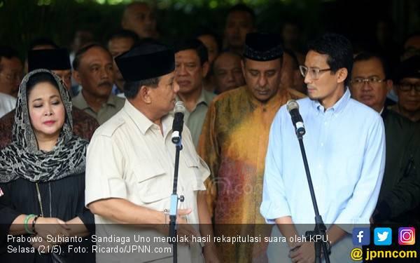 Sandiaga Uno Diiming-imingi Jabatan Menteri? Prabowo Apa? - JPNN.com