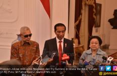 Jokowi dan Megawati Saling Lempar Ucapan Selamat - JPNN.com