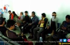 Puluhan Warga Banjarmasin yang Akan Ikut Aksi 22 Mei Dipulangkan - JPNN.com