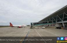Lonjakan Penumpang di Bandara APT Pranoto Kalahkan SAMS Sepinggan - JPNN.com