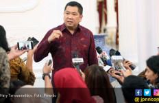 Jokowi-Kiai Ma'ruf Dilantik, Hary Tanoe Berharap Ekonomi Jauh Lebih Baik - JPNN.com