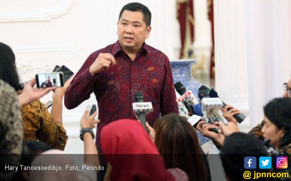 Temui Jokowi, Hary Tanoe dan Perindo Dapat Jatah Menteri di Kabinet ? - JPNN.com