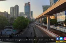 22 Mei, Jalanan Jakarta tak Seramai Hari Biasa - JPNN.com