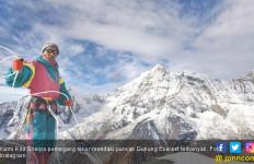 Cukup Sepekan,Pria Ini Dua Kali Pecahkan Rekor Mendaki Everest - JPNN.com