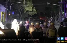Aparat Ciduk 3 Perusuh di Petamburan, Ternyata... - JPNN.com