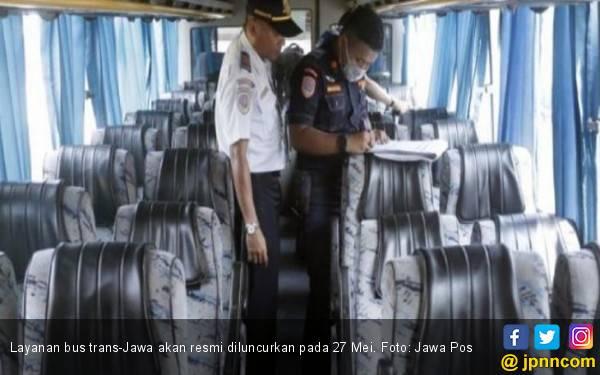 Kemenhub Luncurkan Bus Trans-Jawa Pada 27 Mei - JPNN.com