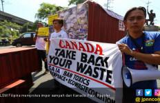 Filipina dan Kanada Ribut Gara-Gara Popok Bekas dan Sampah Rumah Tangga - JPNN.com