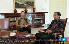 Jokowi dan AHY Ketemu Lagi, Sudah Dua Kali di Bulan Ini, Ada Apa ya? - JPNN.com