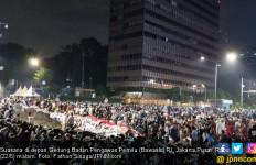 Titiek Soeharto Temani Prabowo Jenguk Korban Luka Kerusuhan Aksi 22 Mei - JPNN.com