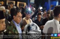 Fadli Zon Menuju Bawaslu, Puluhan Orang Bergerak Bikin Pagar Betis - JPNN.com