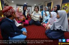 Garudafood Tebar Kebaikan di Bulan Ramadan, sekaligus Sosialisasi Keamanan Pangan - JPNN.com