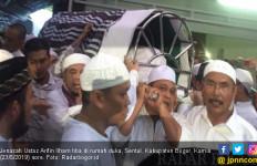 Sejumlah Tokoh Nasional Sambut Jenazah Ustaz Arifin Ilham - JPNN.com