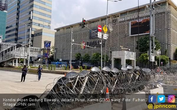 Bawaslu Serahkan Dokumen Setebal 151 Halaman ke MK Terkait Gugatan Pilpres - JPNN.com