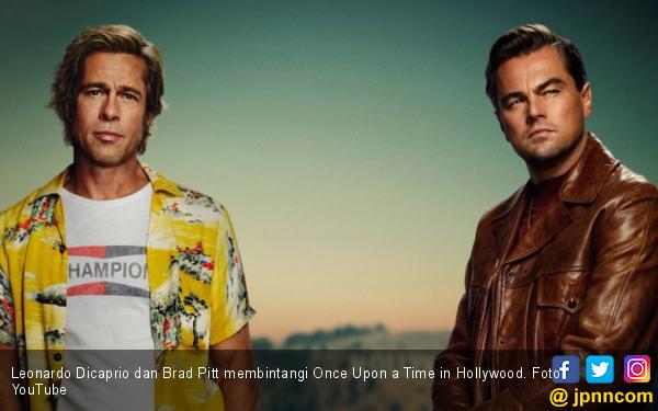 Once Upon A Time in Hollywood Dapat Sambutan Meriah di Cannes - JPNN.com