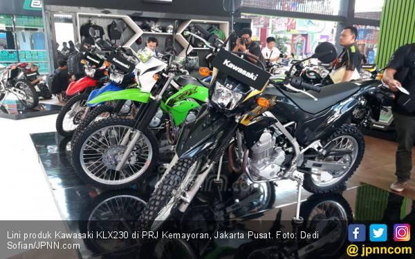 Kawasaki KLX230 Bersiap Melancong ke Benua Amerika - JPNN.com