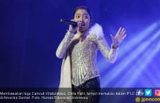 IFLC 2019: Cinta Putri jadi Duta Perdamaian Dunia - JPNN.com