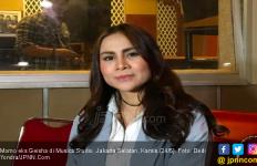 Momo Sumbang Suara untuk Lagu Indonesia Damai  - JPNN.com