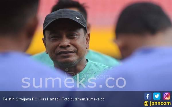 Kas Hartadi Sebut Pemain Anyar Sriwijaya FC Memberi Warna Baru - JPNN.com