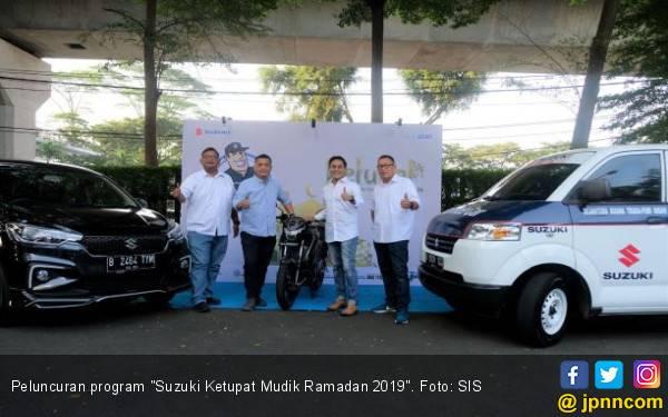 Mudik 2019, Suzuki Siapkan Posko, Bengkel, Towing Hingga Pemeriksaan Kesehatan - JPNN.com