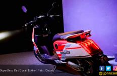 Keren, Ducati Punya Skuter Listrik dengan Bentuk Mungil - JPNN.com