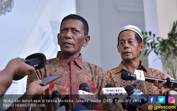 Jokowi Undang Pedagang Kopi yang jadi Korban Penjarahan saat Kerusuhan 22 Mei - JPNN.com