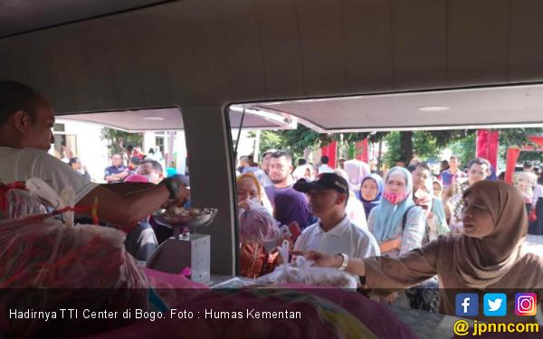 TTIC Kementan Hadir di Bogor, Menjamin Harga Terjangkau - JPNN.com