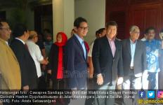 Datangi MK, Sandiaga Mengaku Jawab Kekecewaan Masyarakat pada Pemilu - JPNN.com