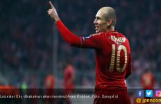 Leicester City Dikabarkan Akan Merekrut Arjen Robben - JPNN.com