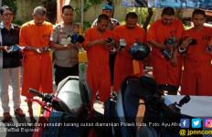 Tiga Penjambret Wisatawan Asing Diringkus Polisi - JPNN.com