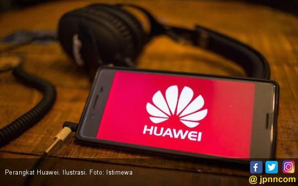 Hp Murah Huawei Akan Lebih Dahulu Pakai OS Alternatif - JPNN.com
