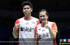 Cerita Seru Praveen / Melati Usai jadi Penentu Langkah Indonesia ke Semifinal Sudirman Cup 2019 - JPNN.com