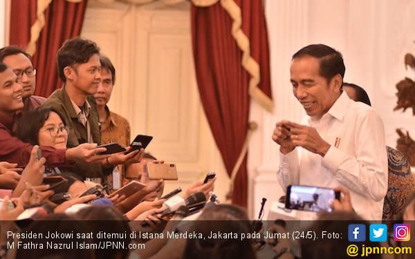 Presiden Jokowi Sebut Ketum HIPMI Cocok menjadi Menteri - JPNN.com