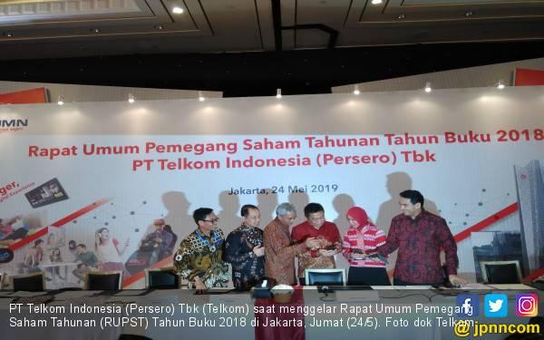 Telkom Kini Punya Dirut Baru - JPNN.com