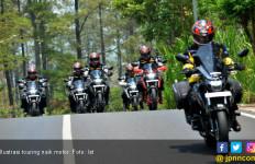 Mudik Naik Motor, Jangan Lupa Cek Kondisi Ban - JPNN.com
