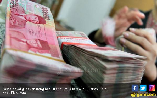 Jaksa Nakal Gunakan Uang Hasil Tilang Rp 2,6 Miliar untuk Karaoke, Parah! - JPNN.com