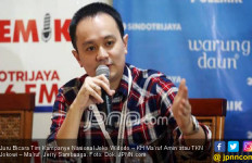 TKN Bersyukur Prabowo dan BPN Sadar Gunakan Jalur Konstitusional - JPNN.com