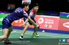 Sikat Thailand, Tiongkok Tembus Final Sudirman Cup 13 Kali Beruntun - JPNN.com