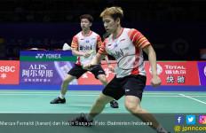 Semifinal Sudirman Cup 2019: Minions Bawa Indonesia Unggul Sementara Atas Jepang 1-0 - JPNN.com