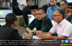 Konon BW Pimpin Tim Hukum Prabowo - Sandi karena Usulan Denny - JPNN.com