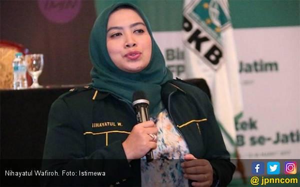 Menunggu Kiprah Indah Kurnia dan Nihayatul Wafiroh di Senayan - JPNN.com