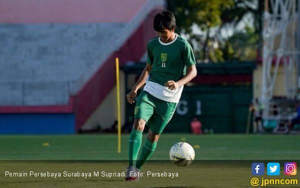 Supriadi Berpeluang Bela Persebaya kontra PSIS Semarang - JPNN.com