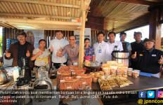 Promosikan UMKM di Bali, Jamkrindo Targetkan Harga Penjualan Biji Kopi Naik - JPNN.com