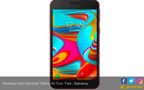 Samsung Luncurkan Smartphone 4G Berbanderol Rp 1 Juta - JPNN.com